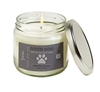 Good Dog candle jar 7oz.