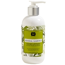 Herbal Garden hand lotion 8.25oz.
