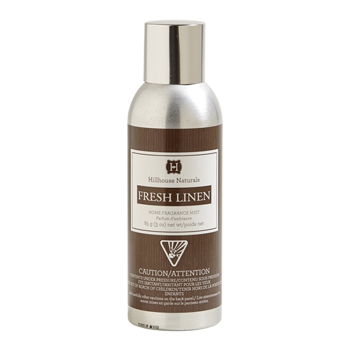 Fresh Linen fragrance mist 3oz.