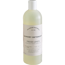 Fresh Linen laundry detergent 33oz.