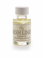 Fresh Linen refresher oil 1/2oz.