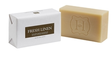 Fresh Linen French Milled Soap 6.6oz.