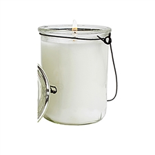 Eucalyptus Mint OUTDOOR hanging candle 7oz.