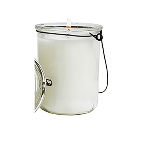 Marigold OUTDOOR hanging candle 7oz.