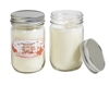 Geranium Mosquito Repellant Candle Jar 9.5oz.
