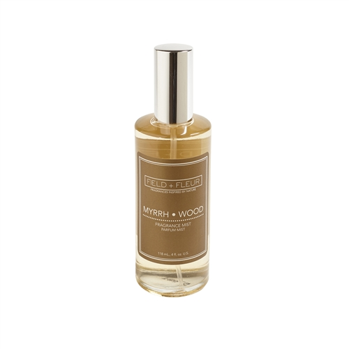 Myrrh Wood fragrance mist 4oz.