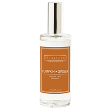 Pumpkin Ginger fragrance mist 4oz.