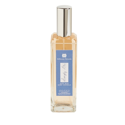Simply Blu Body Mist 4oz.