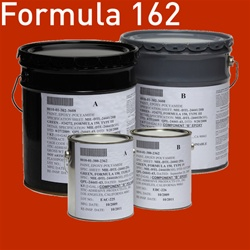MIL-DTL-24441 Formula 162 Type IV is available in 2 gallon and 10 gallon kits. Click for more photos.