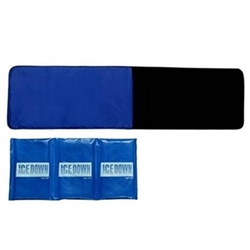 XLarge Cold Therapy Wrap with ICE Pack | Ice Down
