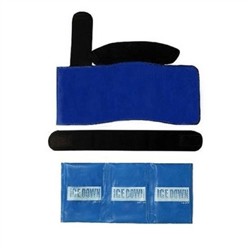 XLarge Shoulder Cold Therapy Wrap with ICE Pack