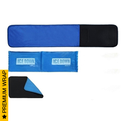 Medium Cold Therapy Wrap | Cold Back Pack | Ice Down