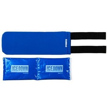 Medium Knee Wrap With ICE Pack | Ice Down