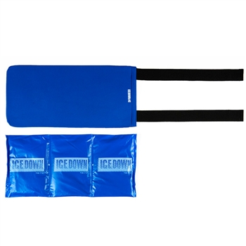 XLarge Back Wrap With ICE Pack | Ice Down