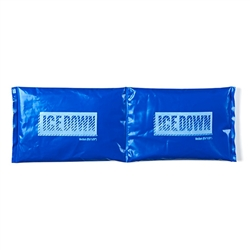 Medium ICE Pack| Medium Cold Ice Pack Knee  | Ice Down