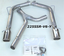 2005-10 Charger, 300, Magnum, Challenger 2.7L & 3.5L 10db dual conversion kit w/SSR tips