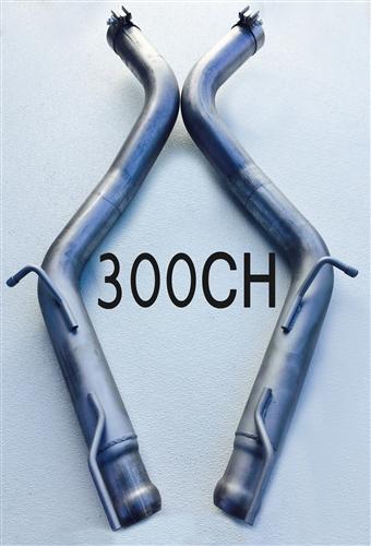 5.7 Resonator Delete Kit Chrysler 300 3.6 Blastin/' Bob/'s 2011-14 Charger