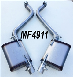 MF4911 11-14 Charger, 300 3.6/5.7 w/ true duals