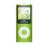 "Apple iPod Nano 8GB 4th Generation MB745LL/A Green - Flash Portable Media Player - Audio Player, Video Player, Photo Viewer - 2"" Color LCD - 8GB Flash Memory"