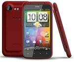 "HTC Incredible S S710E Unlocked QuadBand GPS WiFi HSDPA Cellular Phone Red - 900/2100MHz WCDMA, 4.0"" S-LCD capacitive Display, Multi-touch, 8MP Camera, 720p HD Video, Digital Compass, FM Radio, 3.5 mm audio, Scorpion, Snapdragon, Android OS, v2.2 Froyo"