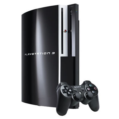 Sony PlayStation 3 PS3 Gaming Console 80GB