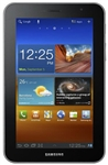 "Samsung Galaxy Tab 7.0 Plus 3G P6200 16GB Unlocked GSM Tablet White - 900/1900/2100MHz WCDMA, 7.0"" Display, 3.15MP Camera, 720p HD Video, TouchWiz, Dual-core, Digital Compass, TV-out, Android OS, v3.2 Honeycomb"