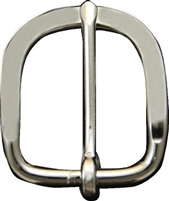 "1/2"" Stainless Steel Flat Buckle"