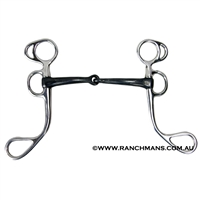 S.S. Shank Argentine Snaffle