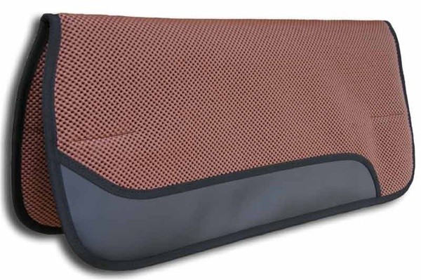 Non Slip Air Cell Waffle Saddle Pad
