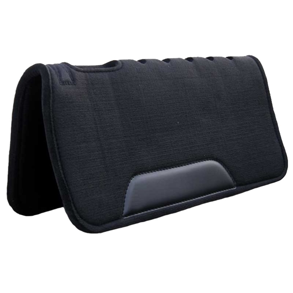"Ranchman's 1"" Wool Felt Work Saddle Pad"
