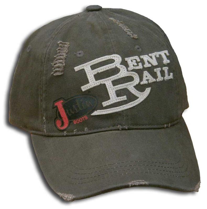 Justin Boots Bent Rail Cap