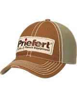 Priefert® Rodeo & Ranch Equipment Logo Patch Cap