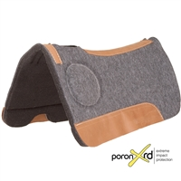 Mustang® Correct-Fit Saddle Pad w/Poron XD