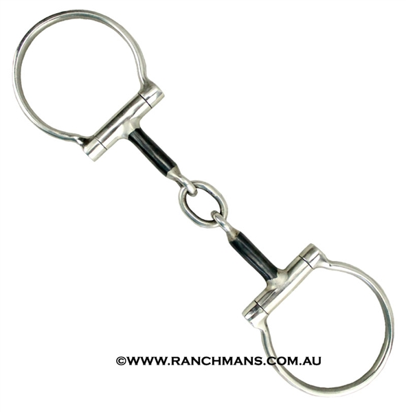 Ranchmans Lifesaver Dee Snaffle