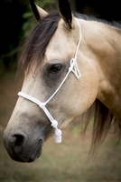 FG Collection® Rope Caveson Noseband-Adjustable