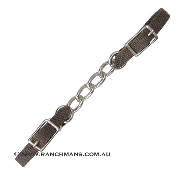Ranchman's Nylon Big Link Curb Chain