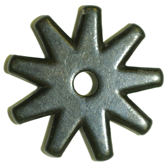 Steel 9 Point Rowels