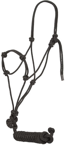 Mustang® Knotted Training Halter