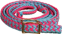 Mustang® Braided Barrel Racing Reins