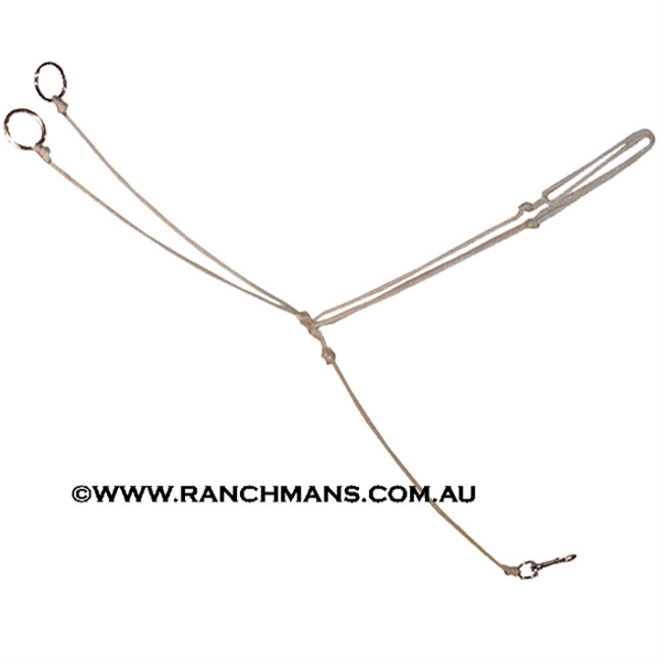 Ranchman's Rope Running Martingale