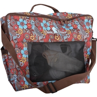 Classic Equine Boot Accessory Tote Bag - Posey