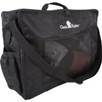 Classic Equine Boot Accessory Tote Bag Black