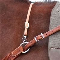 Martin Saddlery® Leather Breast Collar Wither Strap