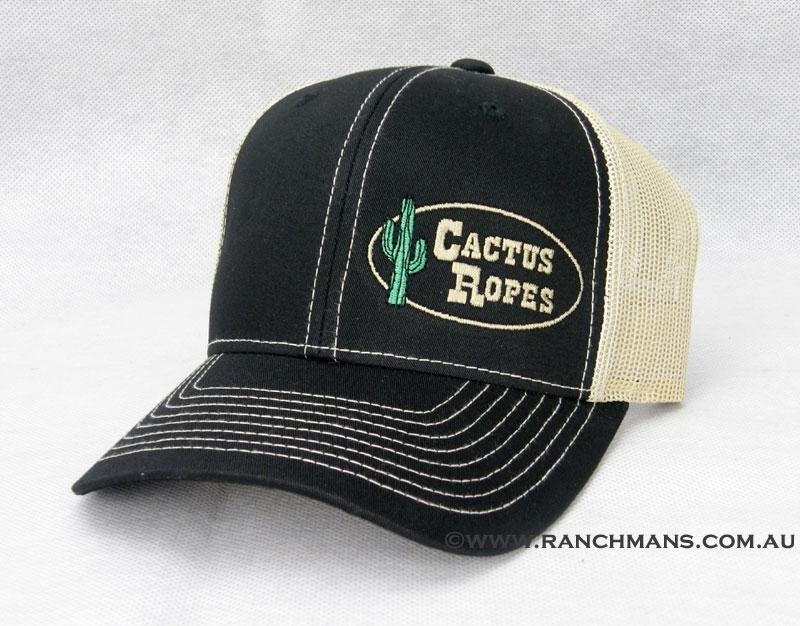 cactus ropes174 black vegas snapback cap