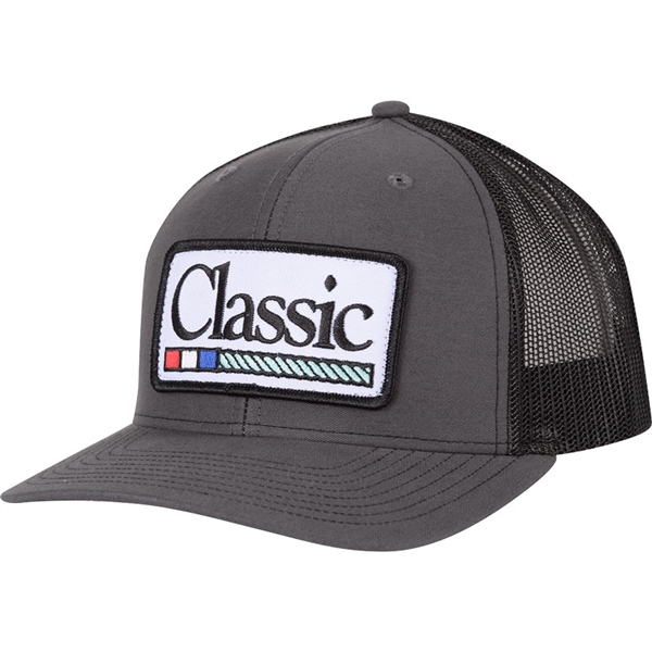 Classic Ropes® Large Patch Logo Cap