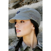 Ladies Cruel Girl® Military Green Cap