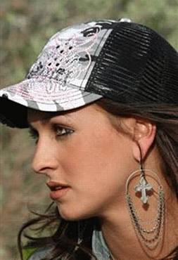 Ladies Cruel Girl® Short Bill Mesh Cap