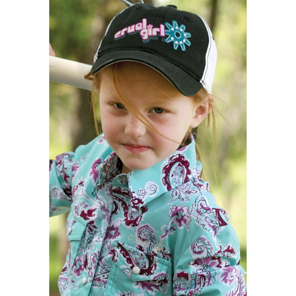 Girls Cruel Girl® Spur Rowel Cap