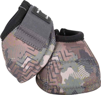Classic Equine® DL No Turn Bell Boots - Camo