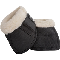 Classic Equine® DyNo No Turn Fleece Bell Boots